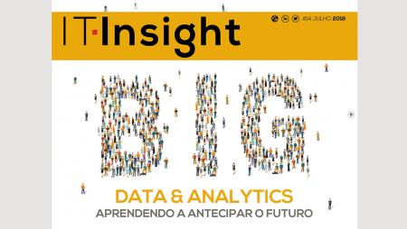 Os dados e o futuro na IT Insight de julho