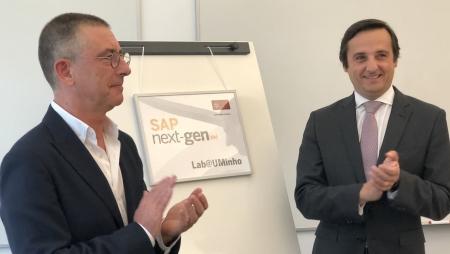 Universidade do Minho inaugura SAP Next-Gen Lab