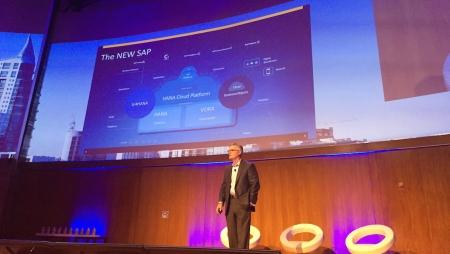 SAP posiciona-se como parceiro para a transformação dos negócios