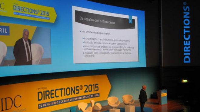 IDC Directions 2015: transformar, inovar, formar