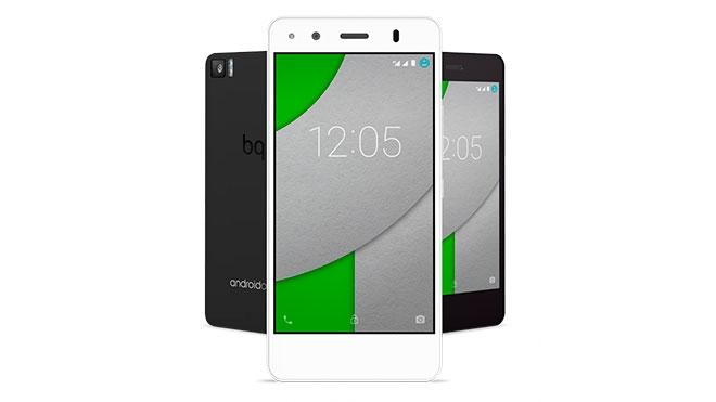 BQ lança o Android One em Portugal e Espanha