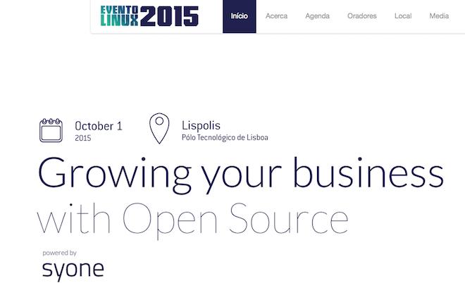 Evento Linux 2015 chega a Lisboa em outubro