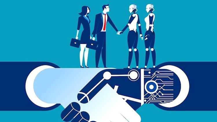 IA: 82% dos CEO preveem forças de trabalho híbridas