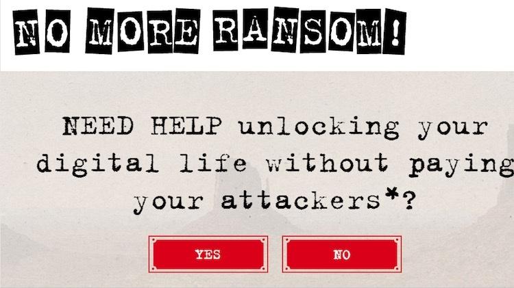 No More Ransom ganha dois aliados nacionais