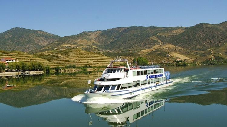 Embarcações do Douro monitorizadas em tempo real
