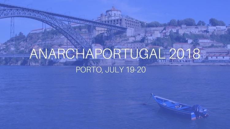 AnarchaPortugal chega pela primeira vez a Portugal