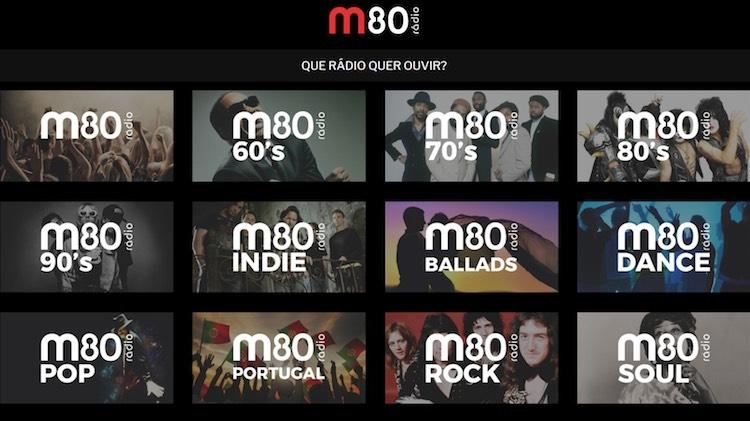 M80 aposta na transformação digital com nova plataforma temática