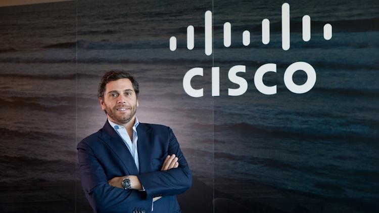 Cisco Portugal tem novo diretor-geral