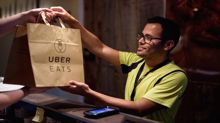 Lisboa vai receber serviço de entrega de refeições da Uber