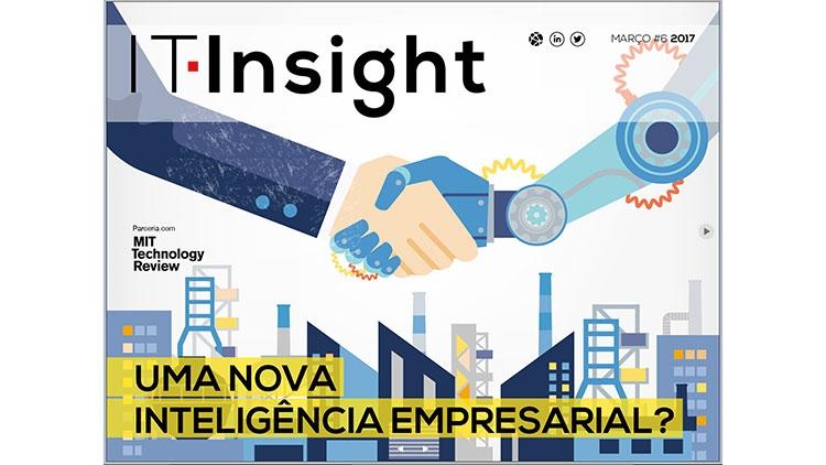 IT Insight de março em parceria com o MIT Technology Review