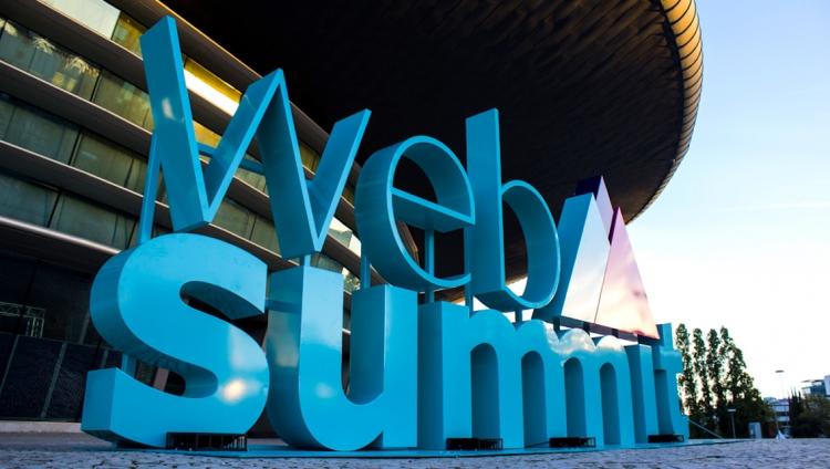 Cisco fomenta networking na Web Summit 2018