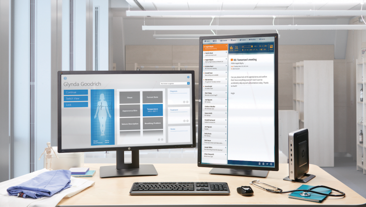 HP atualiza oferta Thin Client