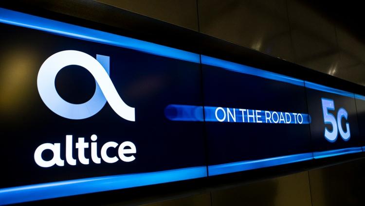 Altice realiza a primeira demonstração 5G em ambiente de rede comercial
