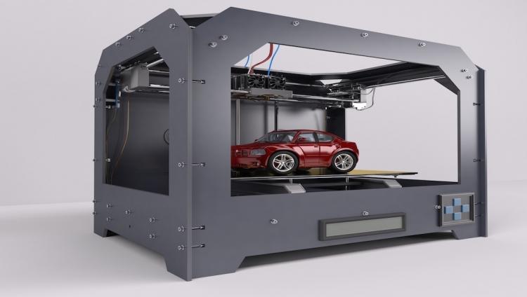 Impressão 3D vai acelerar em 2017