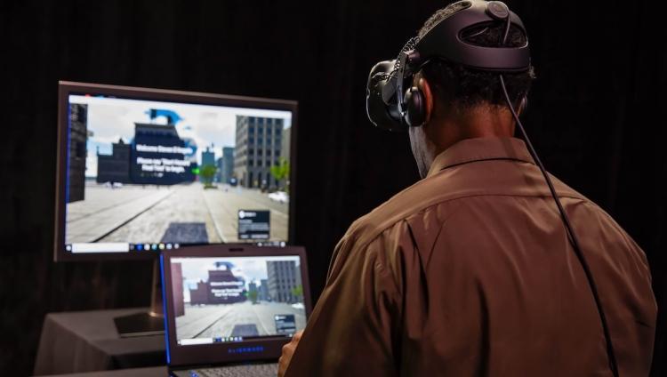 UPS aposta na Realidade virtual para formar condutores de entregas