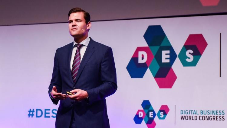 DES 2017: Blockchain é a segunda era da Internet
