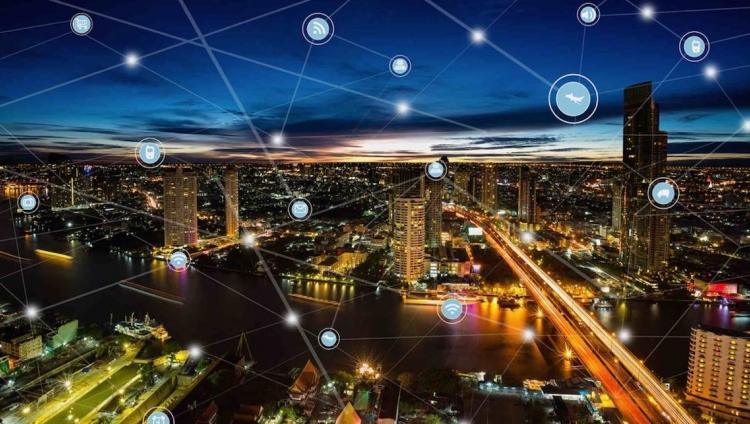 Smart Cities, IoT e edge