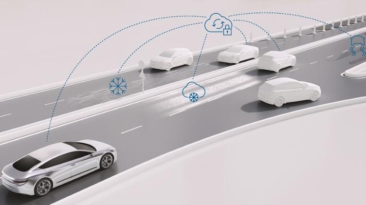 Bosch aposta numa condução mais preditiva com solução cloud